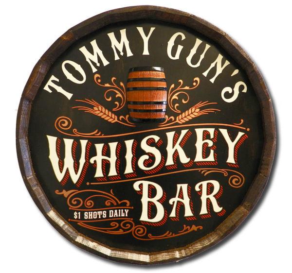 QBX28 Whiskey Bar