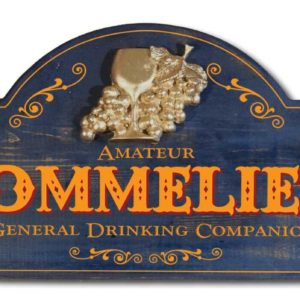 amateur sommelier general drinking companion