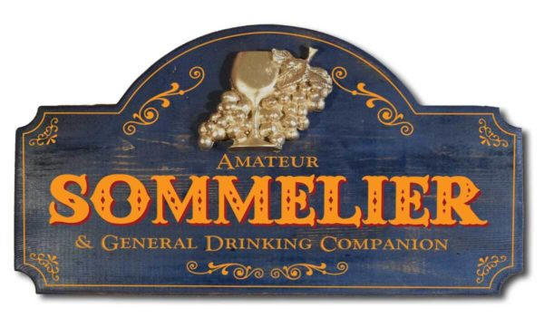 amateur sommelier general drinking companion