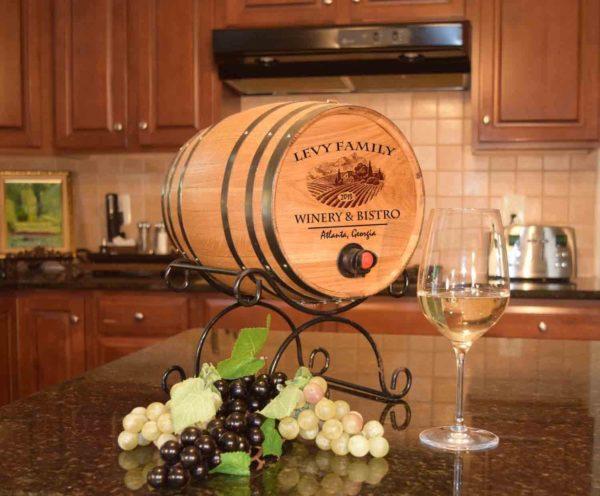 b472 winery bistro bag design