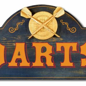 darts sign