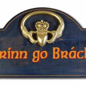 eirinn go brach sign