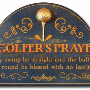 golfers prayer may thy swing