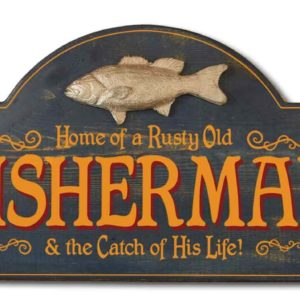 home of the rusty old fisherman