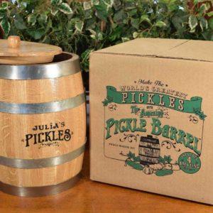pickle oak barrels