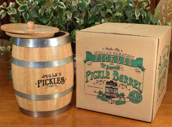 pickle oak barrels