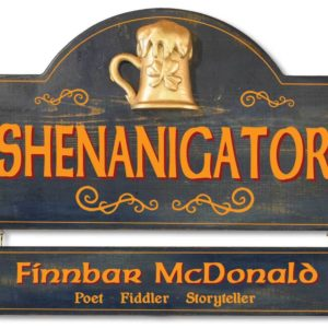 shenanigator sign
