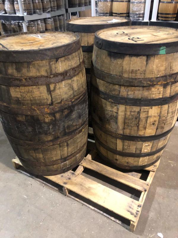 used full size barrel