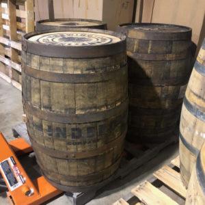 used barrels