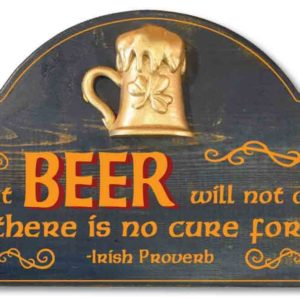what beer will not cure there is no cure for