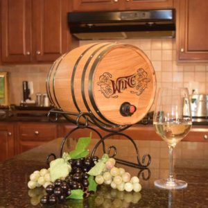 wine bag barrel
