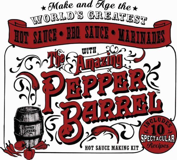 wolds best pepper mash barrel