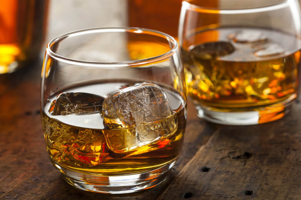 best whiskey for your home office or library