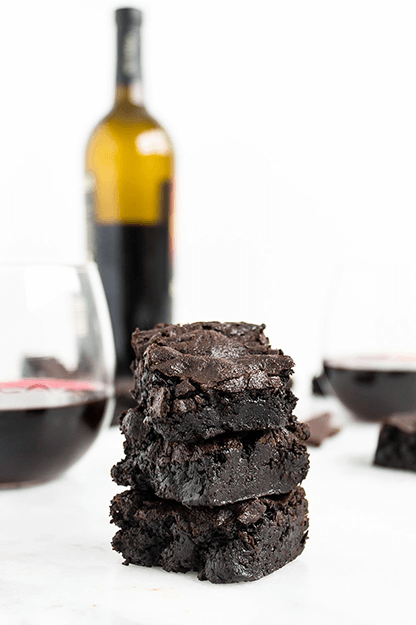 Delicious-Red-Wine-Brownies-Made-Better-By-Wine-Aged-In-Red-Head-Barrels