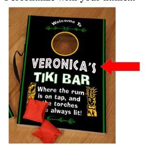 Corn 16 Tiki BarX