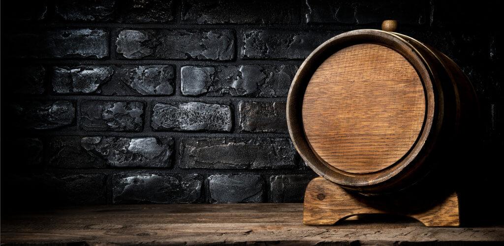 whiskey cask