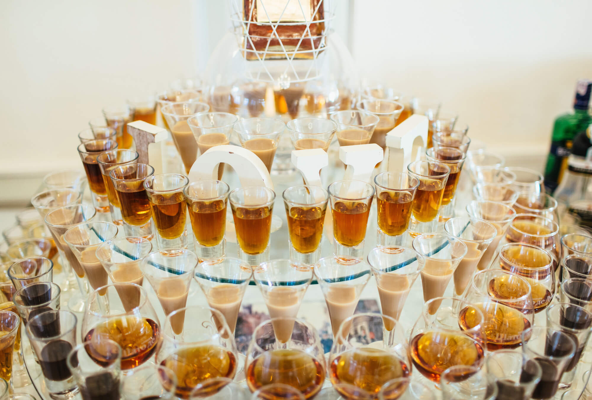 6 Cool Wedding Themes For Whiskey Lovers